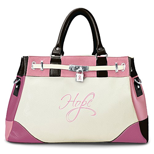 "Breast Cancer Awareness ""Shades of Hope"" Handbag"