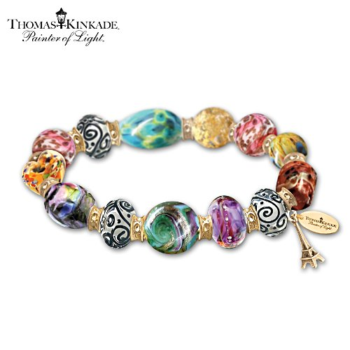 Thomas Kinkade 'Colours Of Paris' Bracelet