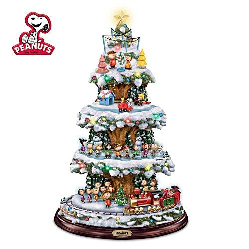 L'albero di Natale Peanuts