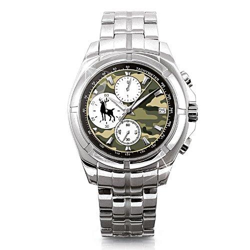 Kreuzende Pfade – Armbanduhr