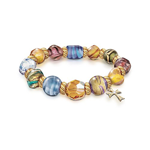 """Colours Of Faith"" Bead Bracelet"
