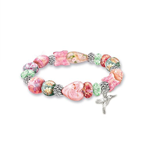 "Lena Liu's ""Garden Of Beauty"" Bracelet"