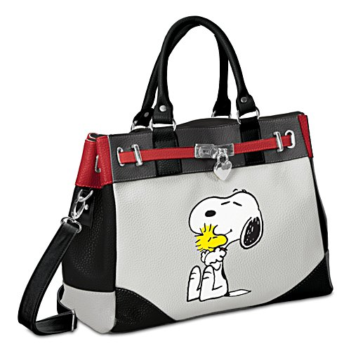PEANUTS 'Happiness Is Friendship' Handbag