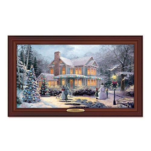 Viktorianische Familienweihnacht