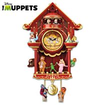"Disney ""The Muppet Show"" Wall Clock"