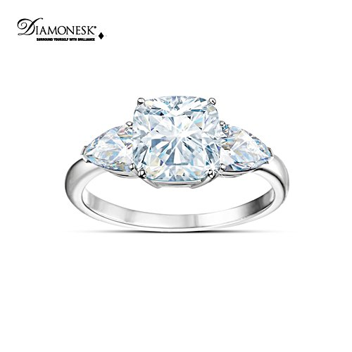 'Royal Legacy' 6-Carat Diamonesk Ring