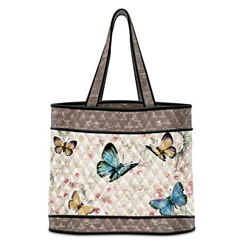 Lena Liu 'Wings Of Inspiration' Tote Bag