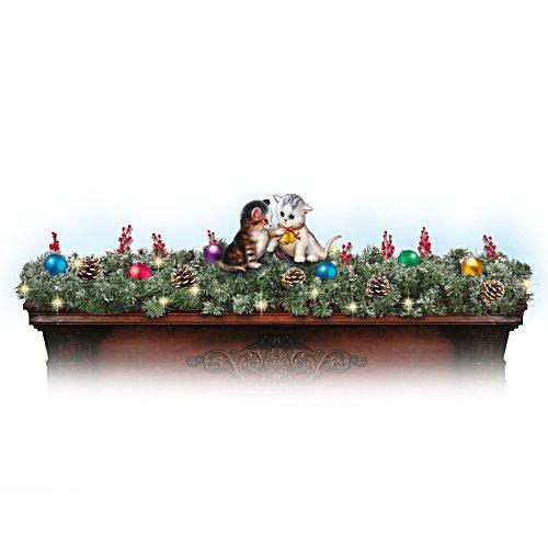 Tapsige Weihnachtsboten – Weihnachtsdekoration