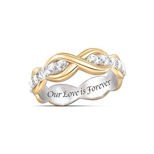 Unsere Liebe ist für immer – Ring