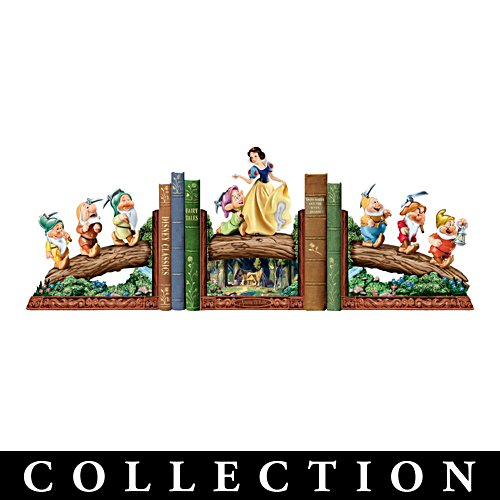 'Snow White And The Seven Dwarfs' Bookend Collection