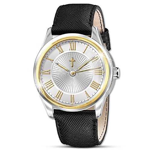 """Inspiration Of Faith"" Christian Watch"