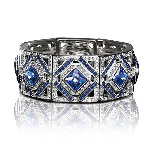 Luxus in Blau