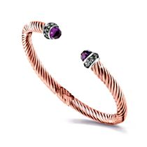 'Nature's Healing Treasures' Bracelet