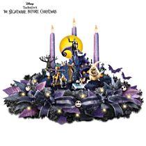 Disney Tim Burton's The Nightmare Before Christmas Table Centrepiece