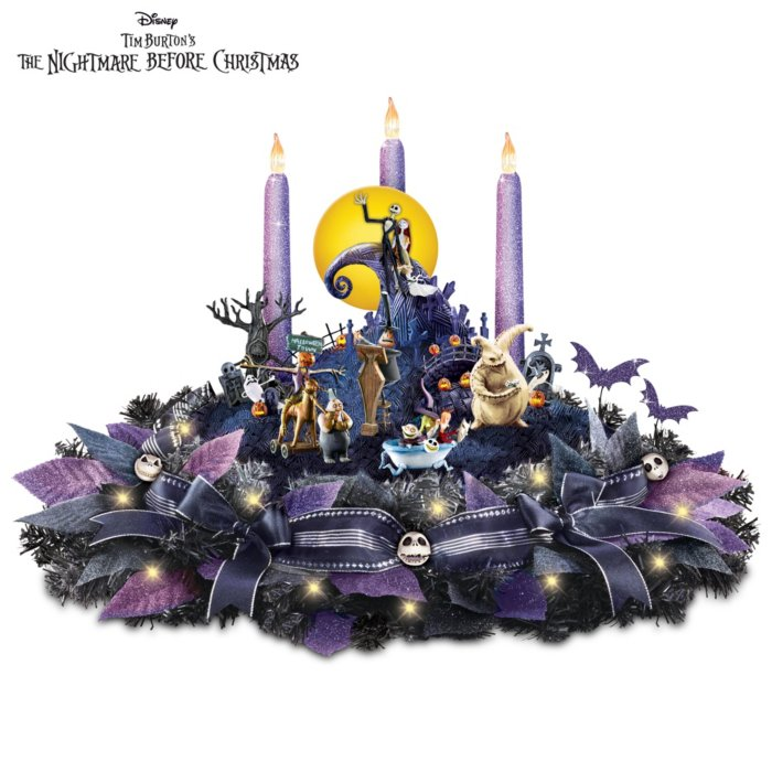 Disney The Nightmare Before Christmas Table Centrepiece