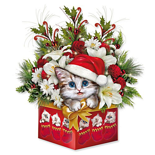 Schnurrige, kleine Weihnachts-Überraschung
