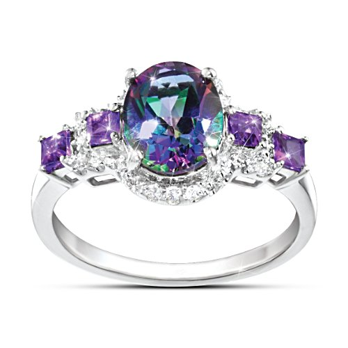 'Alluring Beauty' Ring