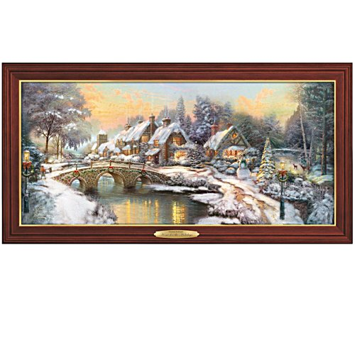 Malerisches Weihnachten