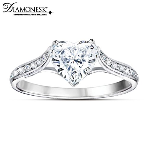 Love At First Sight Diamonesk Ring