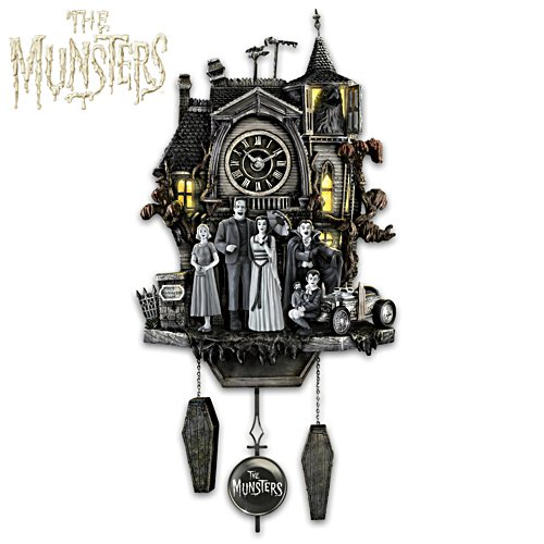 The Munsters - Horloge coucou