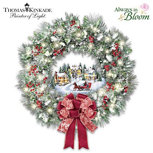 Heimkehr an Weihnachten – Weihnachtskranz