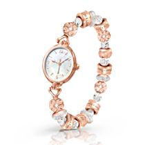 """Nature's Healing Moments"" Ladies Copper Watch"