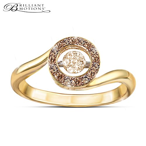 """Indulgence"" Diamond Ring"