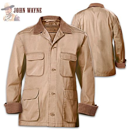 Signature John Wayne Stockade Men's Jacket