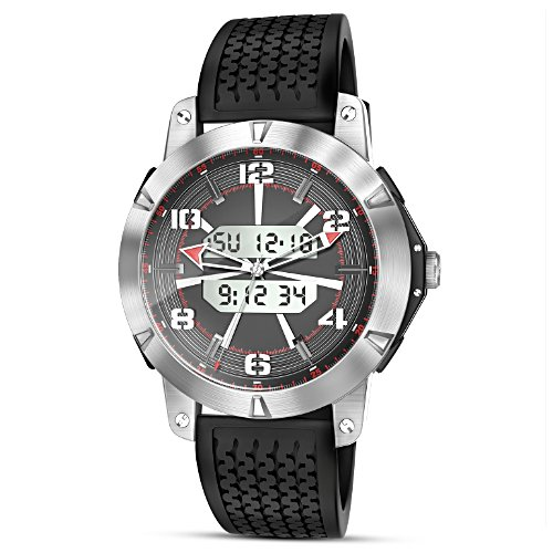 """Untamed Freedom"" Men's Motorcycle Watch"