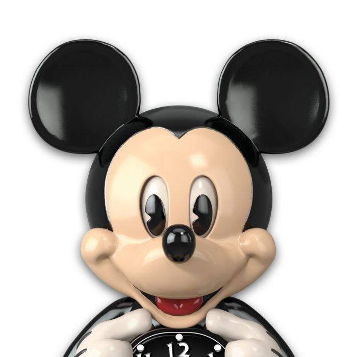 Mickey Mouse – Wanduhr