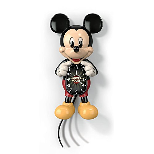 Mickey Mouse – Wanduhr