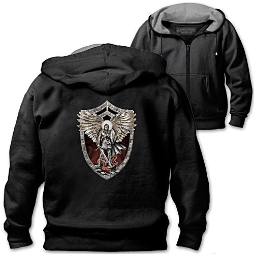 Triumph Of St. Michael The Archangel Hoodie