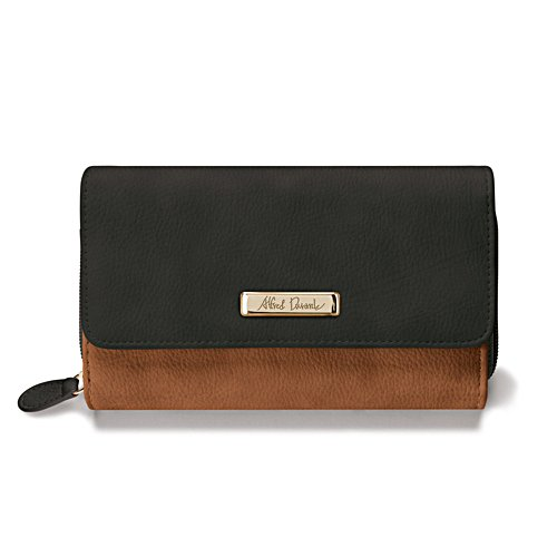 Alfred Durante – Designer-Damenbrieftasche
