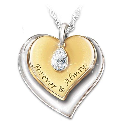 """Forever In My Heart"" Pendant"