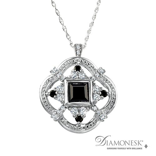 'Queen Elizabeth I' Diamonesk® Pendant