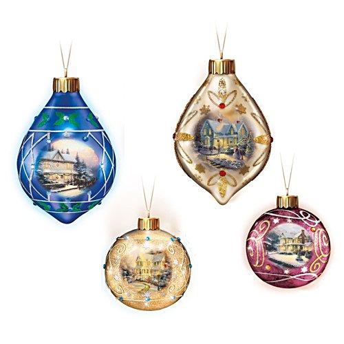 Erhelle das Weihnachtsfest (Set 2) - Christbaumkugeln