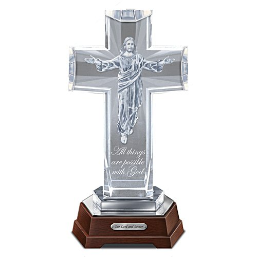 'His Heavenly Grace' Cross
