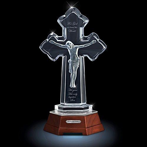 Everlasting Father Illuminated Cross