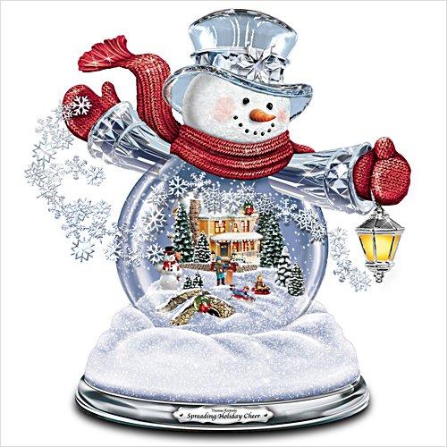Buon Natale a tutti  voi – Sfera con la neve