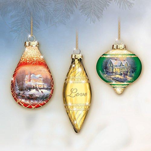 Glanzende kerstpracht
