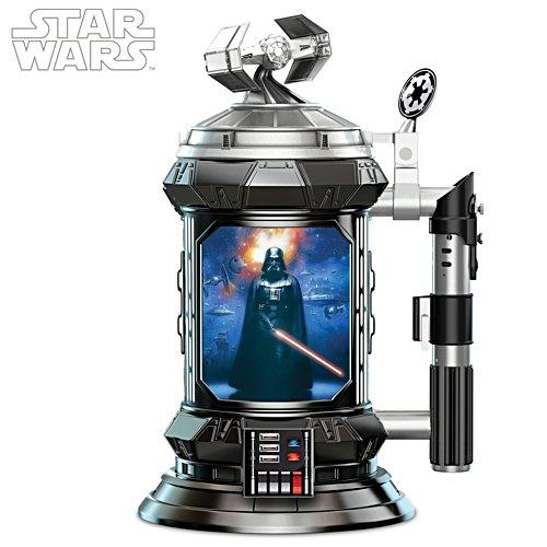 STAR WARS Darth Vader Porcelain Stein