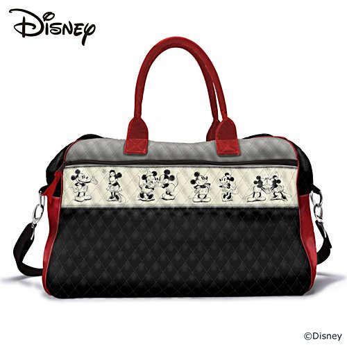 Disney Mickey And Minnie Tote Bag
