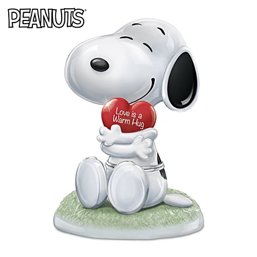 PEANUTS 'Snoopy, ich liebe dich'