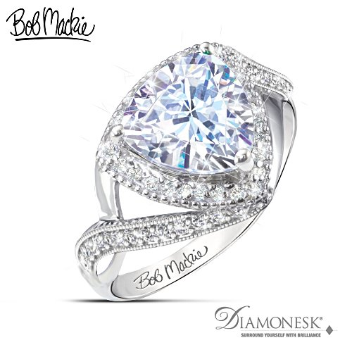 Bob Mackie One in a Trillion Ring