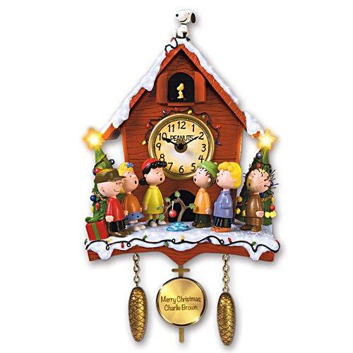 Fröhliche Weihnacht, Charlie Brown – Kuckucksuhr