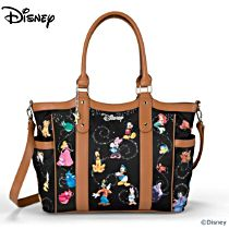 "Disney ""Carry The Magic"" Women's Handbag With Tinker Bell Charm"