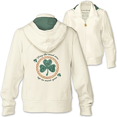 'An Irish Blessing' Women's Hoodie