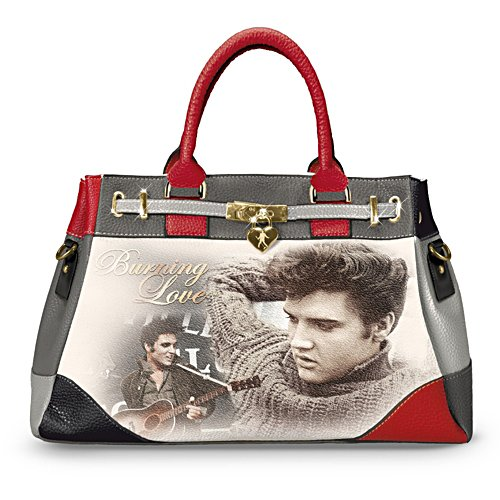 Burning Love - Elvis Presley Handtasche