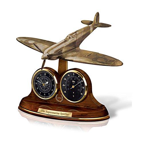 Le légendaire avion de chasse britannique – Pendule