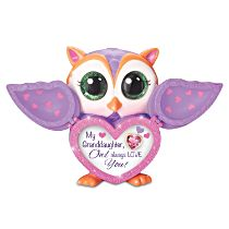 Granddaughter, Owl Always Love You Jeweled Musical